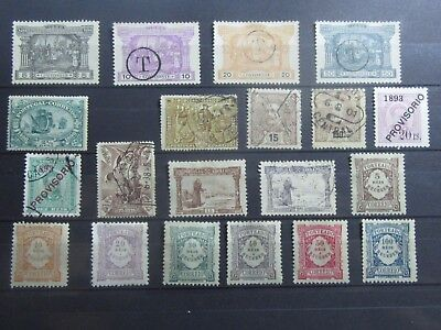 PORTUGAL Old Classic Stamps  -  Used / Mint MH / NG  - Mostly VF- r59e4061