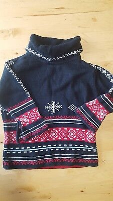 Hanna Andersson kids sweater size 90