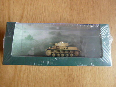 Unopened 1:72 Atlas Editions Ultimate Tank Collection Pz Kpfw Ii Ausf F