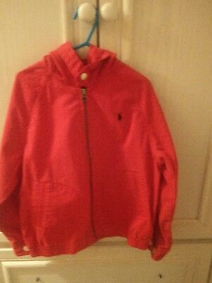 boys ralph lauren jacket age 6