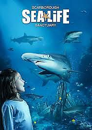 2 Sealife Tickets - Pick Your Own Date Fv £52