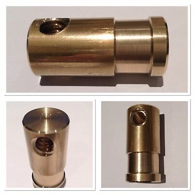 Compound Top Slide Feed Nut : Harrison M300 Metric Lathes