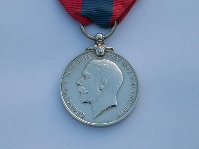 British Imperial Service Medal, King George V, Awarded to George Henry Blundell