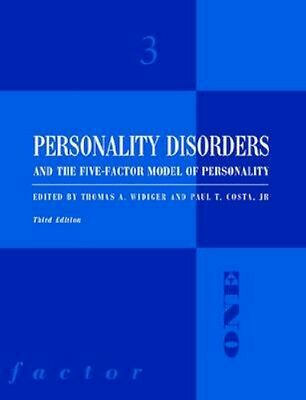 NEW Personality Disorders And The Five-Factor Model Of... BOOK (Hardback)