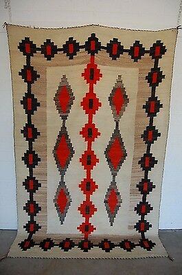 Navajo Early  E. Res.  Large 5X8 ...look !
