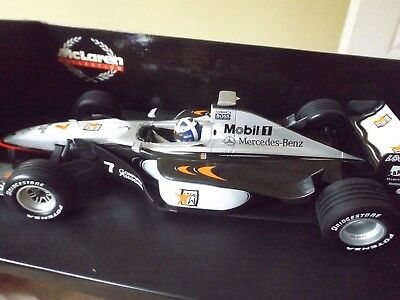 Paul's Model Art Minichamps 1:18 Scale Mclaren F1 Formula 1 Die Cast Boxed Model