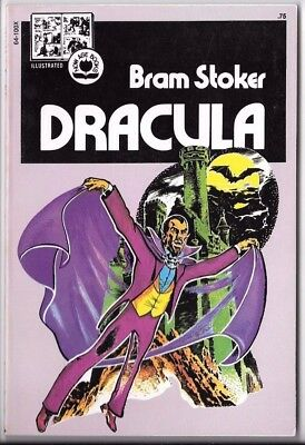 Now Age Illustrated: Dracula by Bram Stoker (1973, Paperback)