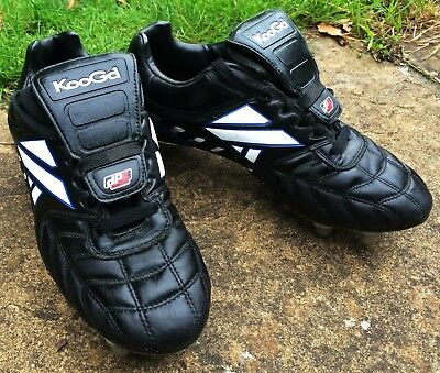 Nice Kooga G-1 Dp2 Rugby Boots Size Adult 7 Seven 8 Studs Union League Trainers