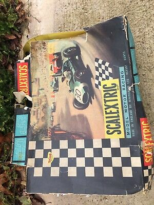 Attic Barn Find Rare Vintage Old Retro Car Racing Scalextric Toy Spares Repairs