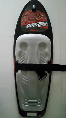 kneeboard  velocity,missile c/w tow hook,brand new 2017