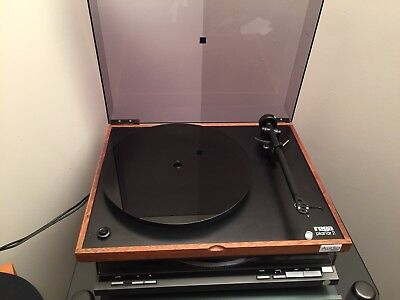 Vintage Rega Planar 2 Turntable.With lovely Teak surround.