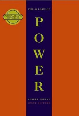 NEW The 48 Laws Of Power by Joost Elffers BOOK (Paperback) Free P&H