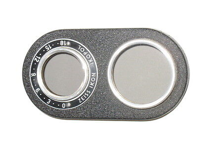 Zeiss Ikon Ikopol, Polarizer for Ikoflex Favorit TLR, Made in Germany