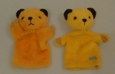 Sooty Hand Puppets - Vintage Patsy B. Marketing & Sooty Limited 2000