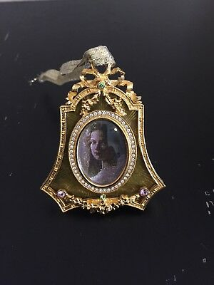 Faberge Imperial Collection Mini Frame Ornament NEW IN PRESENTATION BOX