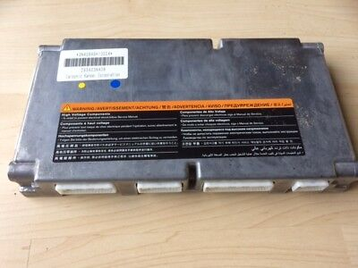 nissan leaf battery BMS module with wiring harness