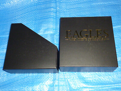 EAGLES Paper Sleeve Collection Empty PROMO BOX JAPAN for Mini LP CD (Box Only)