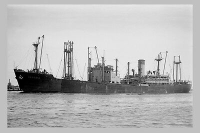 BAROOTA - Adelaide Steam Ship Co at Melbourne Modern Digital Photo Postcard