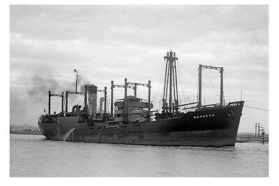 BAROSSA - Adelaide Steam Ship Co Australia Modern Digital Photo Postcard