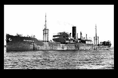BARUNGA - Adelaide Steam Ship Co Australia Modern Digital Photo Postcard