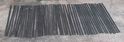 51 Flexible HO Straight Track Piece Lot