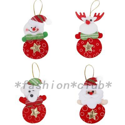 Xmas Decor Doll Spring Pendant Ornaments Christmas Tree Hanging Decor Baby Gift
