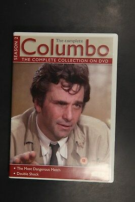 columbo the complete collection on dvd season 2 (Box D202)
