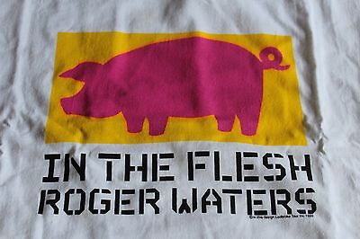 Roger Waters / TOUR T-SHIRT / In The Flesh- Size XL -