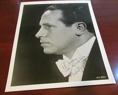 Antal Dorati Hand Signed Photo....Hungarian Conductor+Composer...