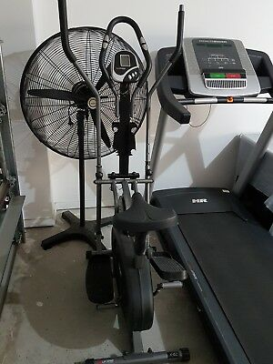 Elliptical Cross Trainer Exercise Bike Bicycle GYM FITNESS Lifespan