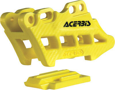 Acerbis 2410980005 Chain Guide Block 2.0 Yellow