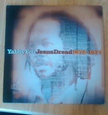 YABBY YOU - JESUS DREAD Vol 1 DBL vinyl 180g Blood and Fire KING TUBBY SVLP 317