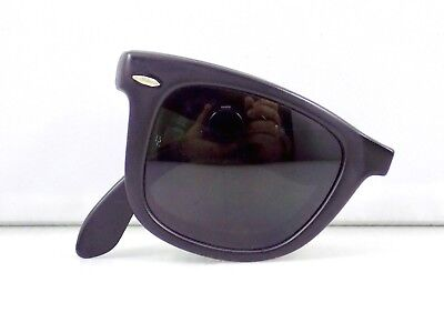 80's Ray Ban Folding Wayfarer B&L USA W0670 & Case