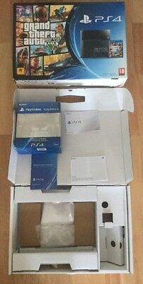 Sony playstation 4 (PS4) empty box + Extra Controller Box Also