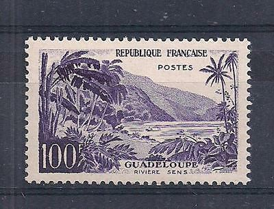 N° 1194 ** :  GUADELOUPE + TB + Belle cote