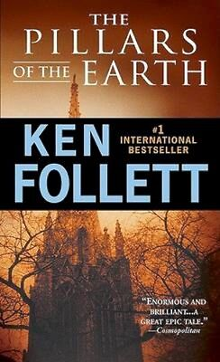 NEW Pillars Of The Earth by Ken Follett BOOK (Paperback) Free P&H