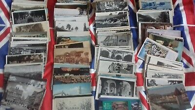 350  Foreign Postcards  Unused  Small Size  In Good Condition