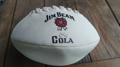 Mini football Jim Beam and Cola