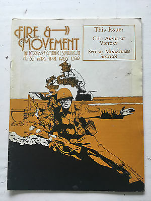 Fire & Movement Magazine # 33 - G.I. Anvil of Victory Review
