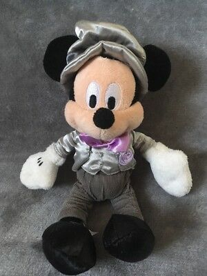 Disney Store Exclusively Mickey Groom Plush