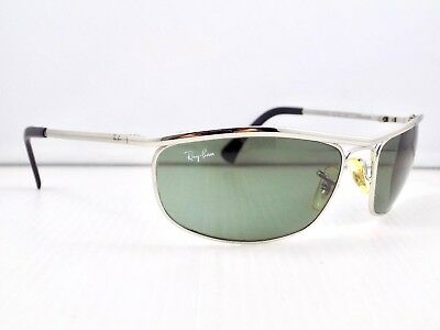 Ray Ban Olympian Predator Wrap RB3119 Sunglasses & Case
