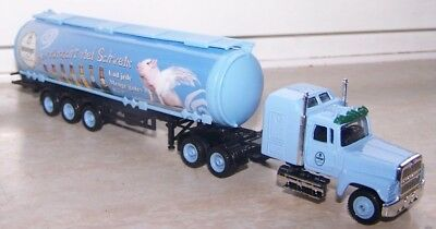 Grell/High Speed,Ford Truck with Trailer,Meininger,Diecast,Loose,Scale 1:87