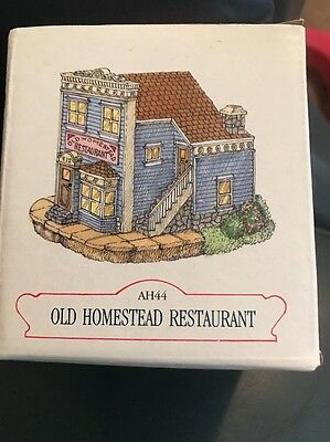 The Americana Collection AH44 Old Homestead Restaurant