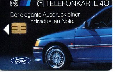 O 014 / 92 * FORD - RS  * 12 DM / 40 Einh. * 3900 er * voll / mint *