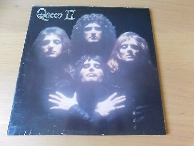 Queen ll 2 LP Vinyl Record 1974 reissue UK EMI Laminated Gatefold EMA 767