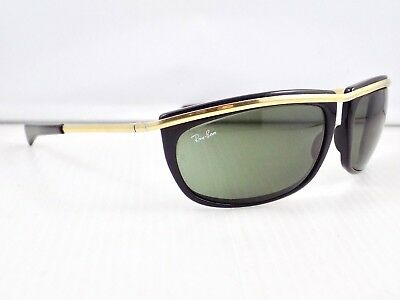 90's Ray Ban Olympian I Wrap B&L USA L1000 Sunglasses & Case
