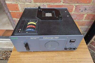 Durst Colorcopy 350 Professional Slide Duplicating System