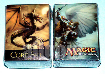 MAGIC CORE SET 9th EDITION Deck Box NUOVO MTG Serra Angel vs. Hypnotic Specter