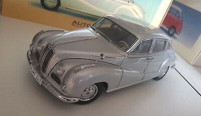 BMW 502 2.6 LUXUS (1960) 1:18 AUTOart in OVP!