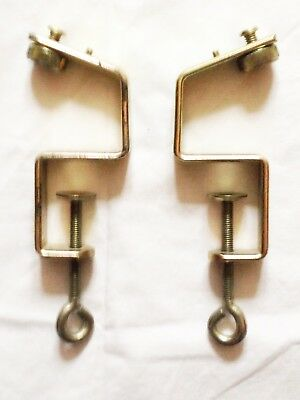 BROTHER Original RAISED CLAMPS X2 For THE KR850 RIBBER